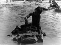 1963~ Lelle. Iszapvár építés