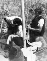 1972 körül 420 Riskó Péterrel