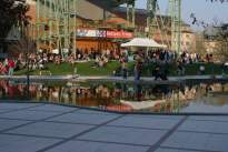 a Millenáris Park központja