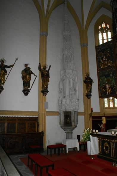A heiligenbluti templom