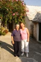 Lucia néni és Kati