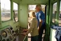 Vezetési gyakorlat / Barbara's driving experience