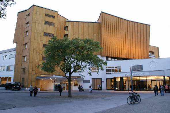 a Berlini Filharmónia