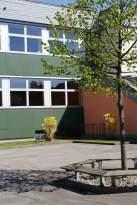 a scheiflingi iskola udvara