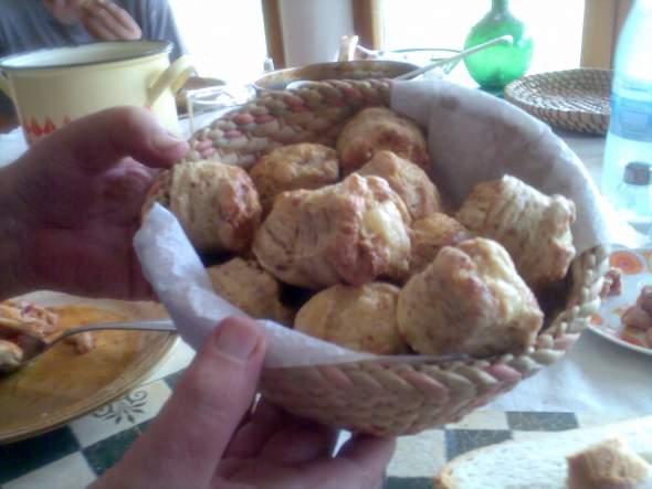 tepertős pogácsa Rózsikától