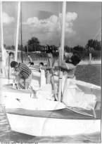 1968. Kadett felszerelés közben