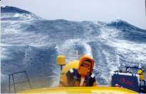 Norbert Sedlacek (AUT) és az Indiai Óceán
