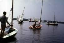 1964~ szélcsendes futamvárás