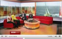 Sam és Dee a BBC-n
