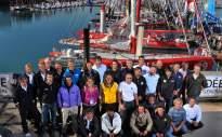 Vendée Globe '08 - a résztvevő versenyzők